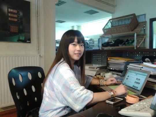 Cici Chen z Chin