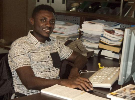 Augustine Kyeremateng z Ghany