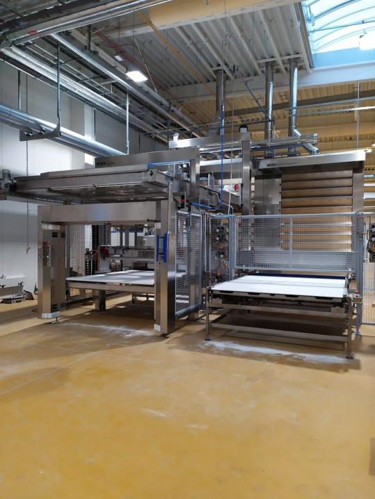 Uruchomienie termoolejowej instalacji piecowej z systemem załadunku, ASPROD